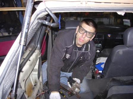 Эрик ремонт 1102 задняя балка