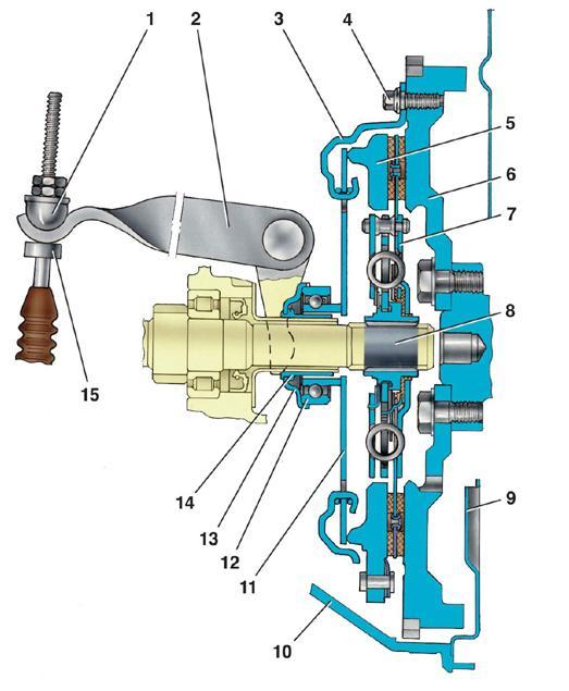 схема блока опорных генераторов